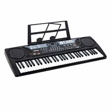 61 Key Electronic Music Keyboard Piano Electric Organ - w/ USB Input & Lessons