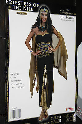 Designer Collection Princess of the Nile Women Halloween Costume XL 18-20 - Halloween Costumes Designs