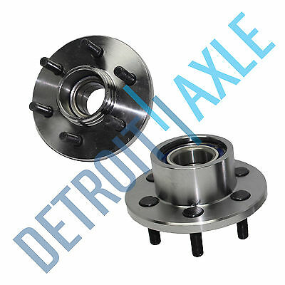 2 Front Wheel Bearing Hub for 1997 1998 1999-2003 Dodge Dakota Durango 2WD RWD