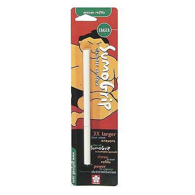 Sakura Sumo Grip Pencil Eraser Refill 3pk Sakura 50250