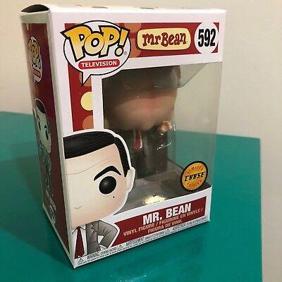 Mr. Bean (with Turkey Head - Chase) - Funko Pop! Television