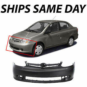 NEW Primered - Front Bumper Cover For 2003-2005 Toyota Echo 03-05  5211952220