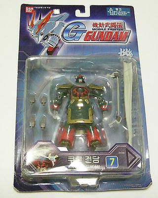 NEW BANDAI MOBILE FIGHTER G GUNDAM MSIA : KOWLOON(HAOW) GUNDAM Action Figure