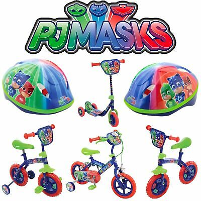 PJ MASKS - My First Tri Scooter, Helmet, Bike and more!