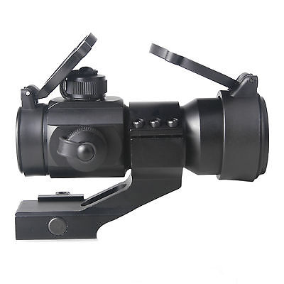Red Green Dot Sight Scope Tactical Reflex  W  20Mm Weaver Rail 4 Moa