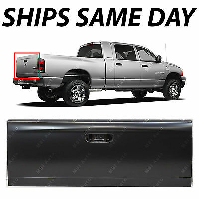 - NEW Primered - Rear Tailgate Replacement for 2002-2008 Dodge RAM 1500 2500 3500
