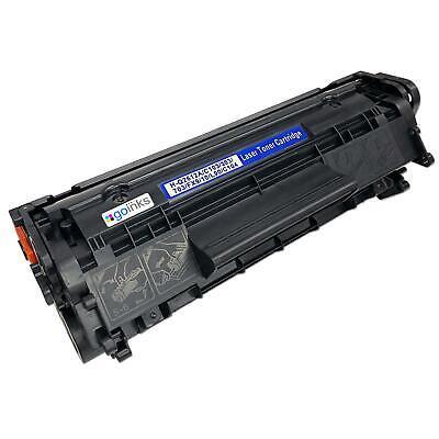 1 Black Toner Cartridge for HP LaserJet 1010, 1018, 1022n, 3015, 3050, M1319 MFP for sale  Pevensey