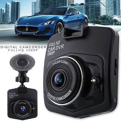 2.4 Inch LCD Car DVR Dash Recorder Video Camera HD 1080P Cam Sensor Night Vision
