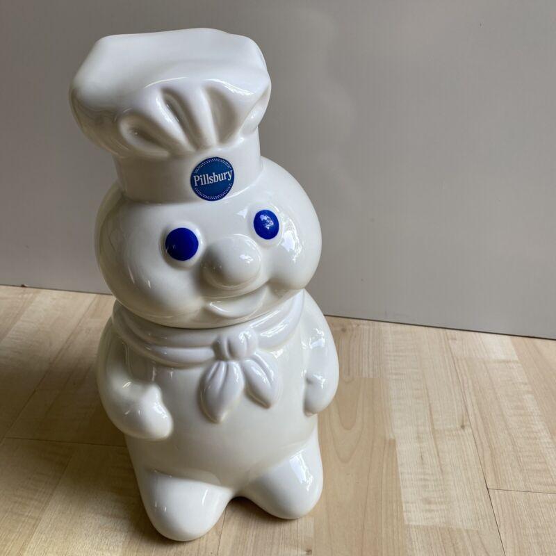 Benjamin & Medwin 1999, Pillsbury Doughboy Cookie Jar, Giggles When Opened