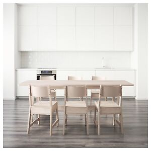 Noraker ikea dining table
