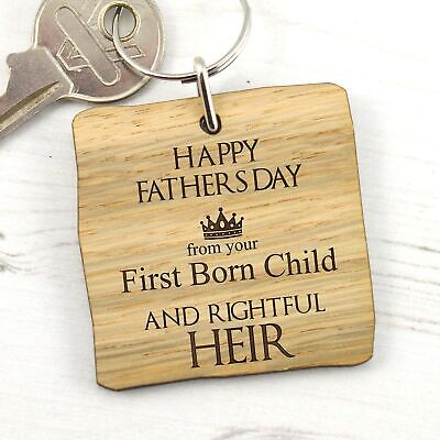 Game of Thrones First Born Child - Eldest Son Daughter Fathers Day Gift Keyring