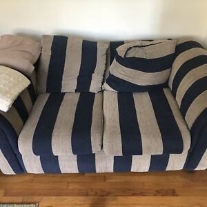 Couch and love seat. Need gone ASAP!