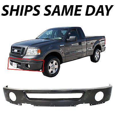 NEW Primered Steel Front Bumper Fascia for 2006 2007 2008 Ford F150 Pickup 06-08
