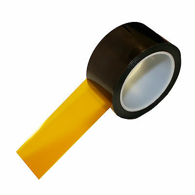 1 Mil Kapton Tape Polyimide - 2 X 36 Yds - Free Shipping - Ship From Usa