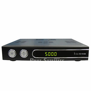 NEW iLINK IS-9100 i-LINK FTA RECEIVER  FREE TO AIR TV NEW TUNER