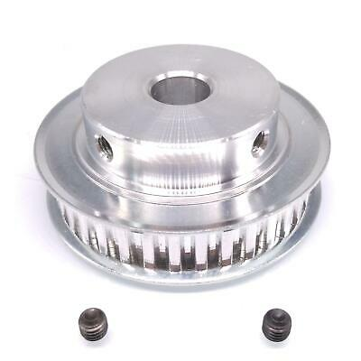 1pc Xl 36t Timing Belt Pulley Synchronous Wheel 12mm Bore For 10mm Width Belt