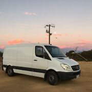 2006 Mercedes-Benz Sprinter Campervan West Lakes Charles Sturt Area Preview