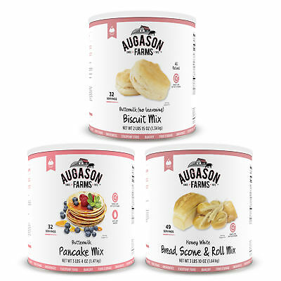 Food Kit - Augason Farms Bakery Food Storage Kit No. 10 Can 3-Pack