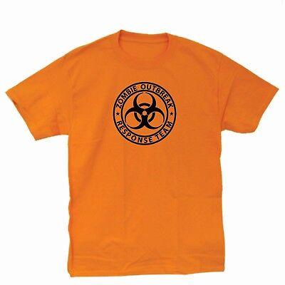 Zombie Outbreak Response Team T-Shirt. Funny Gift Idea!](Funny Zombie Ideas)
