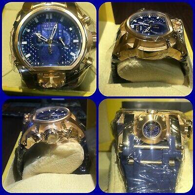 Invicta Reserve Bolt Zeus 52mm Swiss Movement Chrono Men's Watch 25608