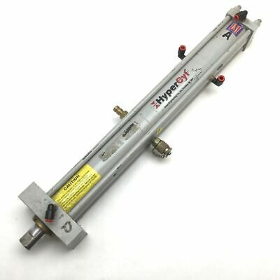 Aries Hypercyl Hpi-1-2-25-fh Hydra-pneumatic Cylinder Stroke 2 18 Npt
