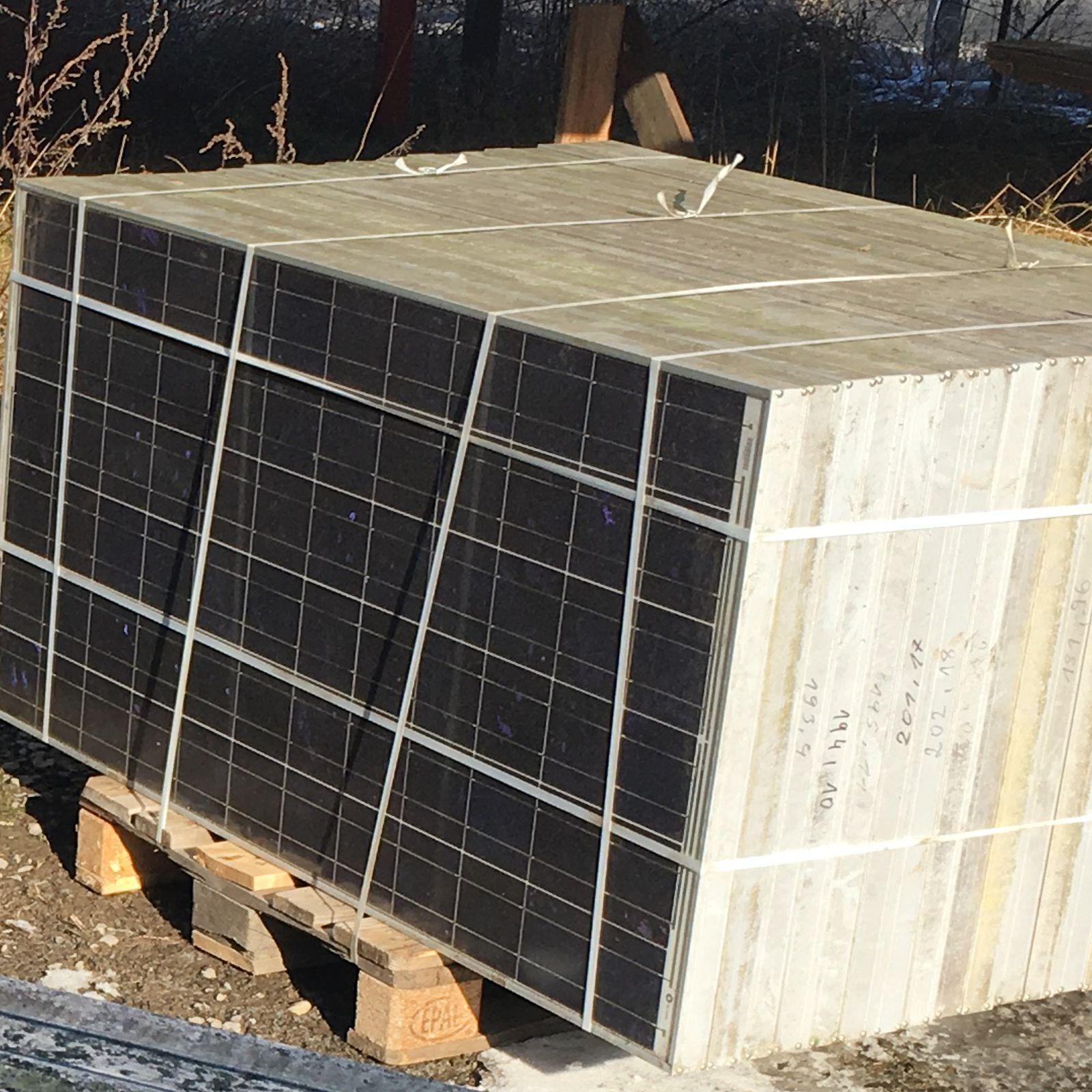 4x Z-halter Pv Modul Eloxiert Befestigung Einzel Rahmenverschraubung Solar Befestigungsmittel