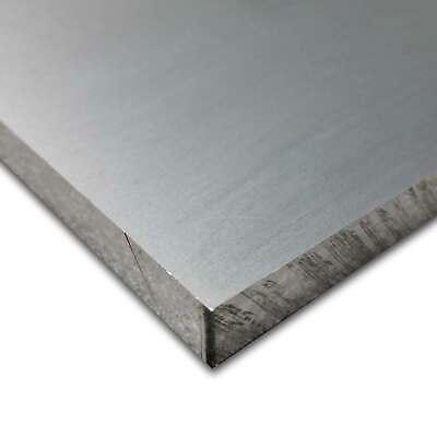 7075-t7351 Aluminum Plate 2-12 X 12 X 24