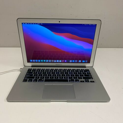 "Apple MacBook Air 2015 13"" Laptop - MJVE2LL/A Core i5 1.6GHz 4GB 256GB SSD READ"