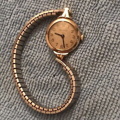 Vintage Woman's Bulova M2 wristwatch