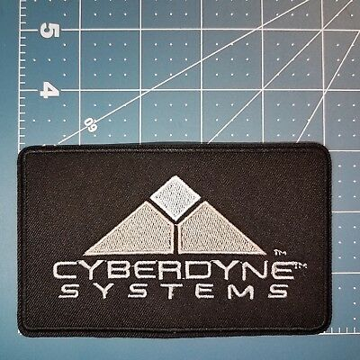 MILTACUSA CYBERDYNE SYSTEMS TERMINATOR MOVIES HOOK PATCH 3.0 X 2.0