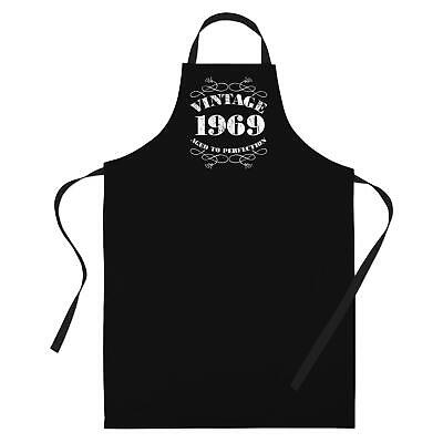 50th Birthday Presents for Women Ladies Gifts Her Funny Apron Vintage 1970