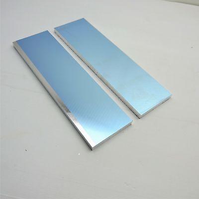 .5 Thick 12 Precision Cast Aluminum Plate 4.625x 14.875 Long Qty 2 Sku175274