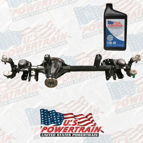 New Oem 2008 - 2015 Jeep Wrangler Front Differential Dana 30 4.10 Includes Oil