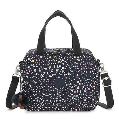 Kipling Miyo Lunch Bag Happy Dot Pr