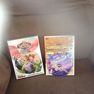 Childs movies.         $7 each
