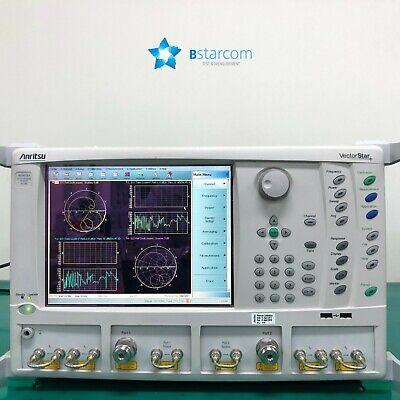 Anritsu Ms4644a Vector Network Analyzer 10 Mhz To 40 Ghz - 134561