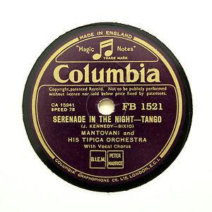 Mantovani And His Orchestra - Mantovani Plays Tangos