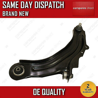 RENAULT MEGANE MK2 2002-2010 FRONT LOWER SUSPENSION WISHBONE ARM LEFT PASSENGERS