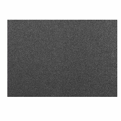 Talon Grips Material Sheet  5 X 7 Inch  Black Granulate Texture 998G