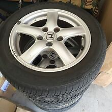 Honda Accord Euro Alloy Wheels / Rims Prestons Liverpool Area Preview