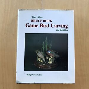Game Bird Carving 3ed. / nature art reference