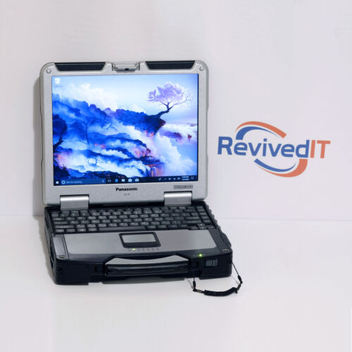 Panasonic Toughbook CF-31 - i5 2.5GHz, SSD, 16GB Memory, Win10Pro