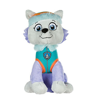 New Official 12 Quot Paw Patrol Sitting Everest Pup Plush Soft
