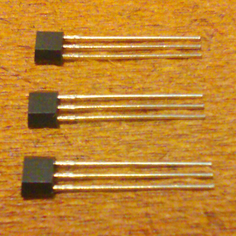3 Unipolar. Hall Effect Sensor. Output Current 100mA. Supply Voltage 3.8V-32V.