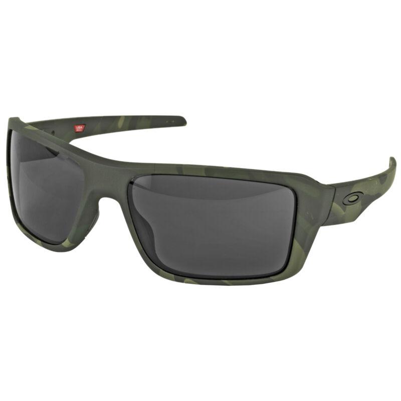 Oakley SI Double Edge - Multicam Black, Gray Lenses (OO9380-1166)