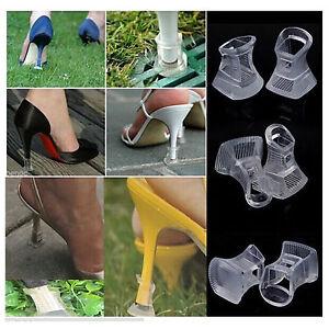 Wedding Mates Glitz High Heels Stiletto Stoppers & Protectors Small+Medium+Large