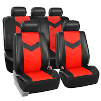Car Seat Covers for Auto Charcoal New Design Poly