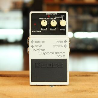 VINTAGE BOSS NS-2 NOISE SUPPRESSOR