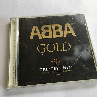 Abba Gold Greatest Hits CD Album 1992 RARE Special Edition