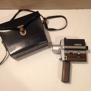 Vintage video camera bell and Howell